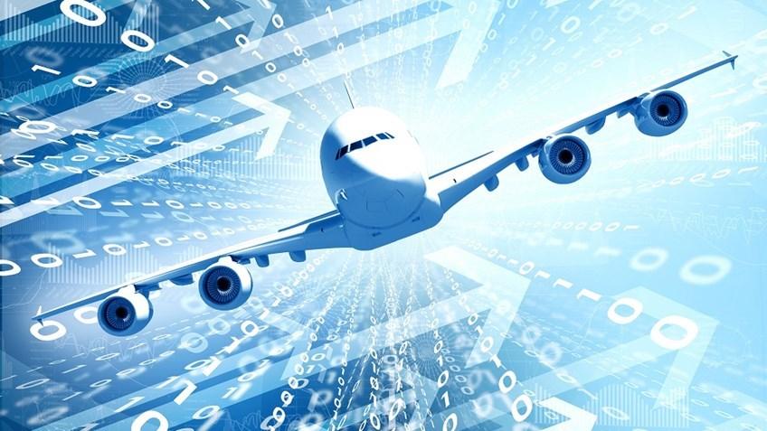 Digital airplane