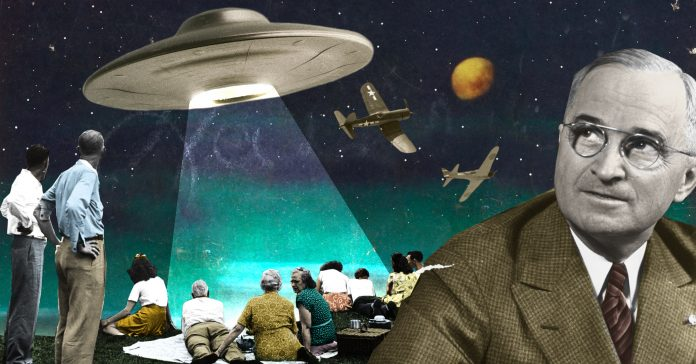 UFO sightings an american obsession