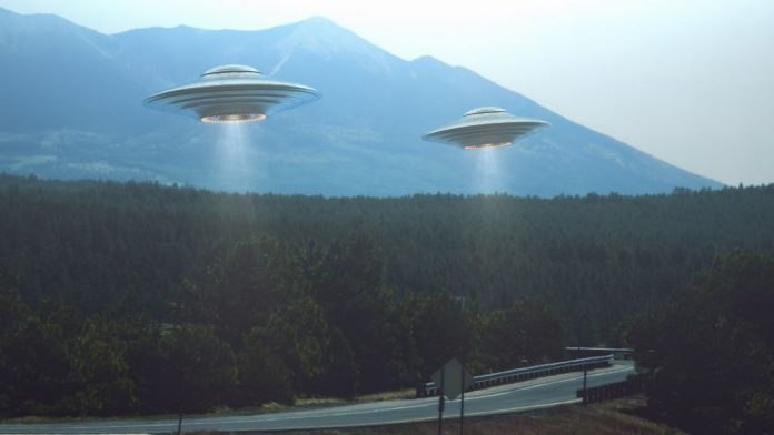 UFO sightings in 21st Century