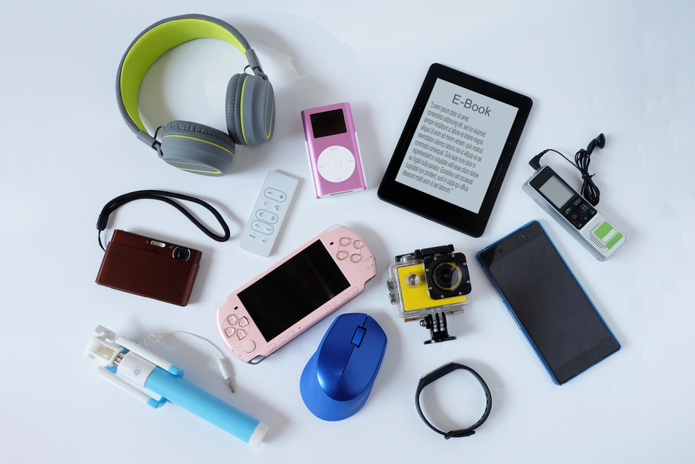 Charge Portable Chargers And Gadgets Full
