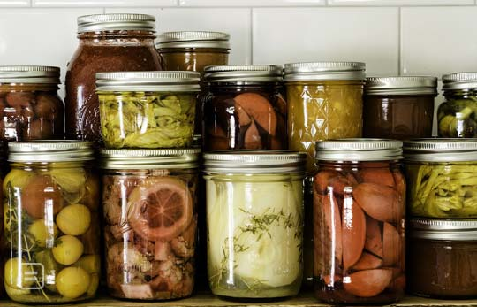 Food Preservative for Space
