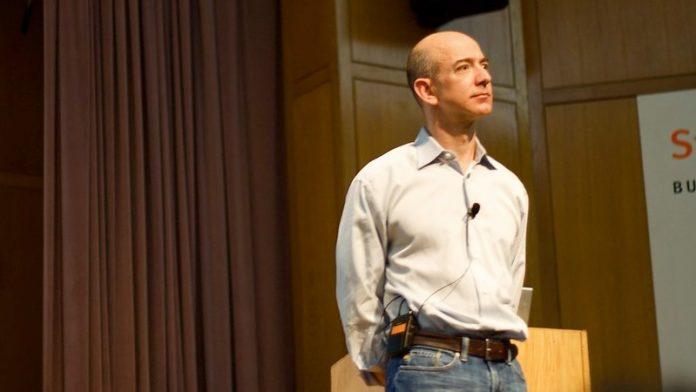 Jeff Bezos - An Alien?