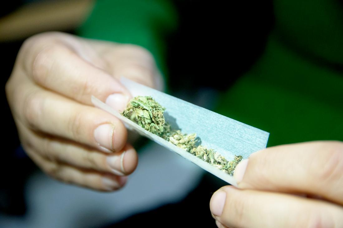 weed dispensary in California