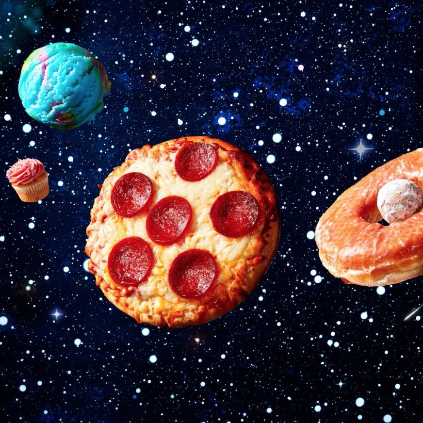 space food vape